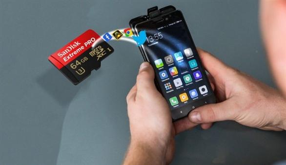 Hướng dẫn di chuyển các ứng dụng Android sang thẻ nhớ MicroSD để tiếp kiệm bộ nhớ