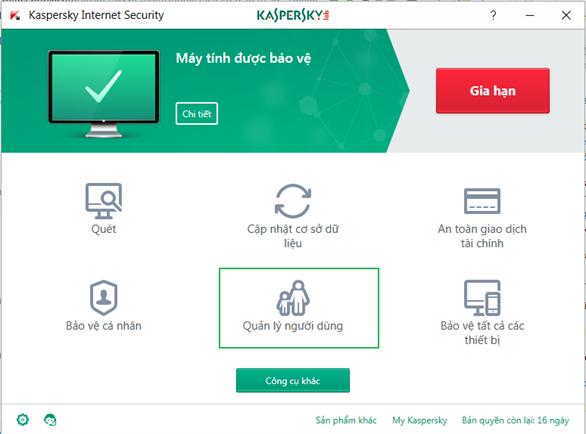 Cách sử dụng Kaspersky Internet Security để ngăn truy cập các trang web cụ thể