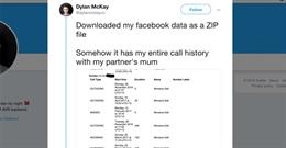 Facebook đã thu thập lịch sử cuộc gọi và tin nhắn SMS trên Android trong nhiều năm qua