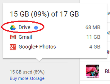Kết quả hình ảnh cho Thu gọn Drive - cách giải phóng dung lượng gmail