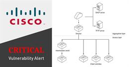 Lỗi nghiêm trọng khiến hàng ngàn Cisco Switch dễ bị hack từ xa