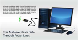 Hacker có thể đánh cắp dữ liệu máy tính từ các dây cáp điện