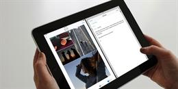 Tuyệt chiêu chia đôi màn hình ứng dụng trên iPad
