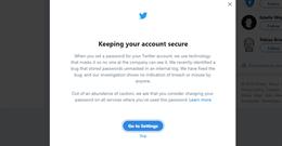 Twitter rò rỉ mật khẩu qua lỗi mới? Hãy thay đổi mật khẩu ngay!