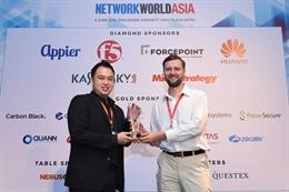 Kaspersky Lab vừa đạt 2 giải thưởng Quản lý thông tin mạng lưới Châu Á