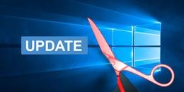 Microsoft tuyên bố sẽ hạn chế cập nhật Windows 10 gây phiền hà cho người dùng