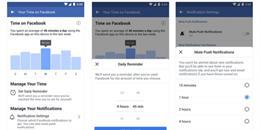 Facebook ra mắt công cụ cai nghiện mạng xã hội