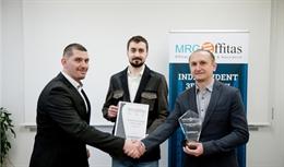 Kaspersky Lab nhận giải thưởng giải pháp bảo mật ngân hàng trực tuyến xuất sắc nhất