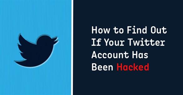 Cách kiểm tra tài khoản Twitter có bị xâm nhập hay không?