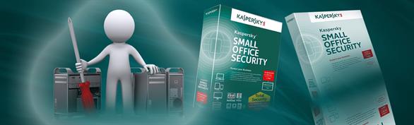 Kaspersky Small Office Security cung cấp biện pháp bảo mật đột phá chống lại tội phạm mạng mà không cần đến sự can thiệp của quản lý hay chuyên gia kỹ thuật.