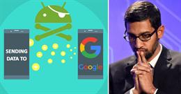 Trong 24 giờ, một chiếc điện thoại Android thu thập và gửi thông tin vị trí cho Google đến 340 lần?