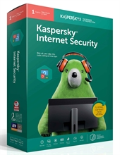 Kaspersky Internet Security for PC - 1 PC / Năm