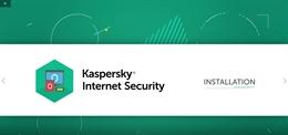 Hướng dẫn tải và cài đặt Kaspersky Internet Security 2019