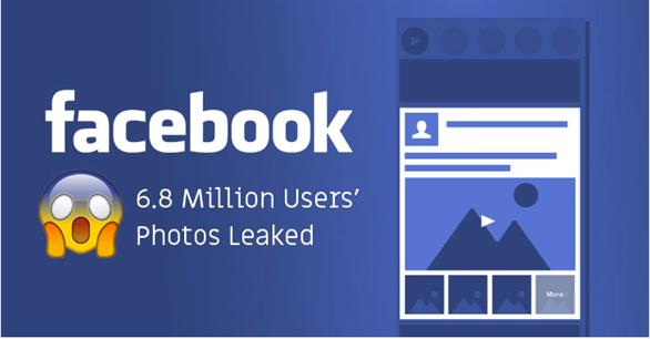 Gần 7 triệu người dùng Facebook bị lộ hình ảnh vì lỗ hổng bảo mật mới này