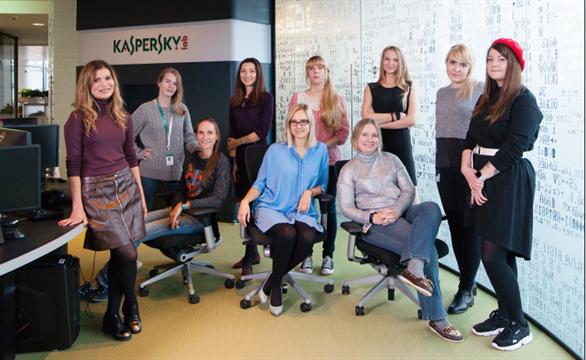 an toàn kỹ thuật số cho trẻ em Kaspersky Lab vừa công bố Báo cáo Trách nhiệm Xã hội của Doanh nghiệp, tổng hợp thông tin về các sáng kiến công nghệ, giáo dục và từ thiện của công ty. Báo cáo bao gồm các hoạt động hiện tại công ty đang thực hiện để thúc đẩy bình đẳng giới trong ngành công nghệ trên toàn cầu và cách thức Kaspersky Lab khuyến khích giáo dục trẻ em về bảo mật kỹ thuật số.