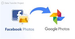 Tính năng mới trên Facebook giúp chuyển trực tiếp hình ảnh và video từ Facebook sang Google