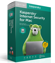 Kaspersky Internet Security For Mac - 1PC / Năm