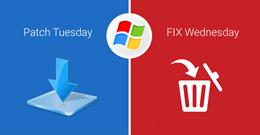 Windows 10 sẽ tự động gỡ cài đặt bản cập nhật chứa lỗi