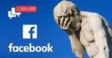 Facebook lén thu thập danh bạ liên lạc từ 1.5 triệu tài khoản email?