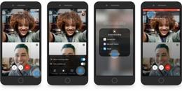 Skype cho phép người dùng chia sẻ màn hình trên điện thoại