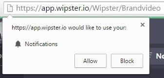 Cách tắt các thông báo trên trình duyệt web