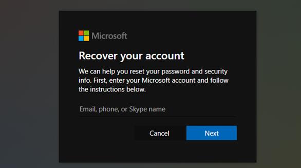 Cách phục hồi mật khẩu Windows Administrator