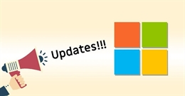 129 lỗ hổng trên Windows đã có bản vá bảo mật Patch Tuesday từ Microsoft, hãy cập nhật ngay