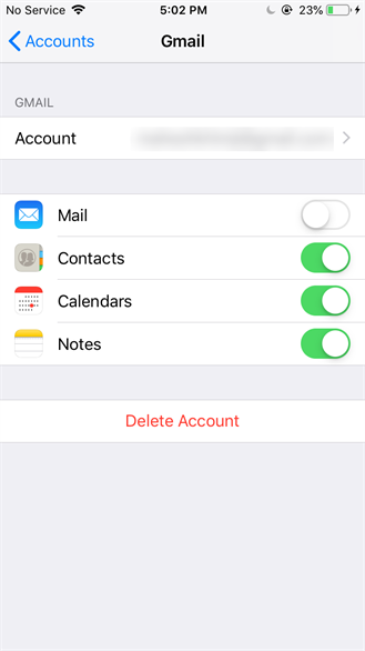 2 cách để chuyển danh bạ từ iPhone sang Android