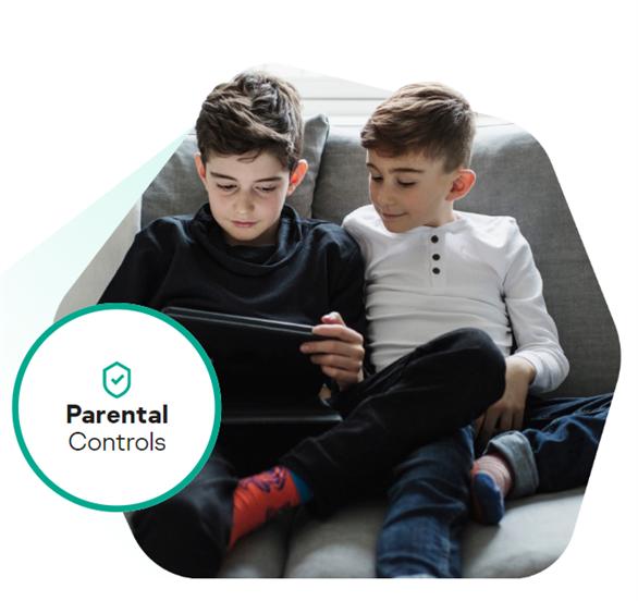 Bảo vệ toàn diện cho gia đình bạn với Kaspersky Total Security