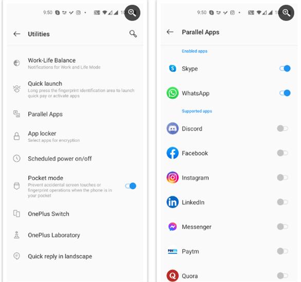 Hướng dẫn cài đặt 2 bản của cùng một ứng dụng trên Android