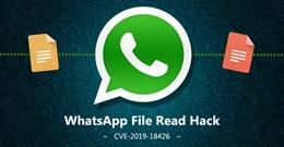 Lỗi trên WhatsApp cho phép hacker truy cập và đánh cắp tập tin trên máy tính của bạn