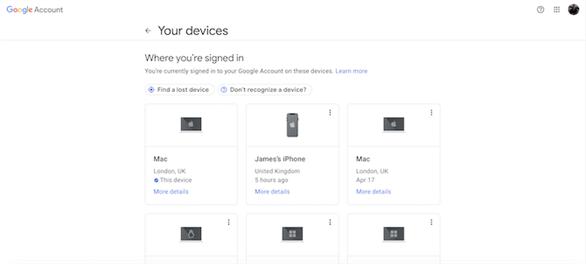 Bảo mật tài khoản Gmail chỉ với 6 bước đơn giản (Phần 2)