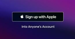 Lỗ hổng nghiêm trọng cho phép bất kỳ hacker nào có thể đánh cắp tài khoản Apple của bạn