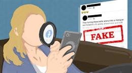 Mạng xã hội Facebook ráo riết chống dịch tin giả về COVID-19