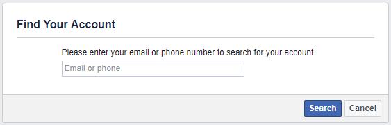 5 cách phục hồi tài khoản Facebook khi không đăng nhập được