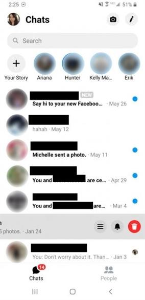 Cách tắt thông báo từ người khác trên mạng xã hội Facebook và Facebook Messenger
