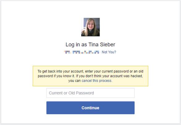 Làm gì khi không thể đăng nhập tài khoản Facebook -  Hướng dẫn phục hồi tài khoản Facebook