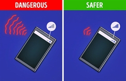 5 thói quen xấu mà ta hay mắc phải khi sử dụng điện thoại, sửa ngay để khỏe mạnh hơn