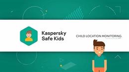 Video hướng dẫn định vị vị trí của trẻ với Kaspersky Safe Kids