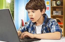 Sự thay đổi trong hành vi trực tuyến của trẻ em Việt Nam trong thời gian giãn cách xã hội