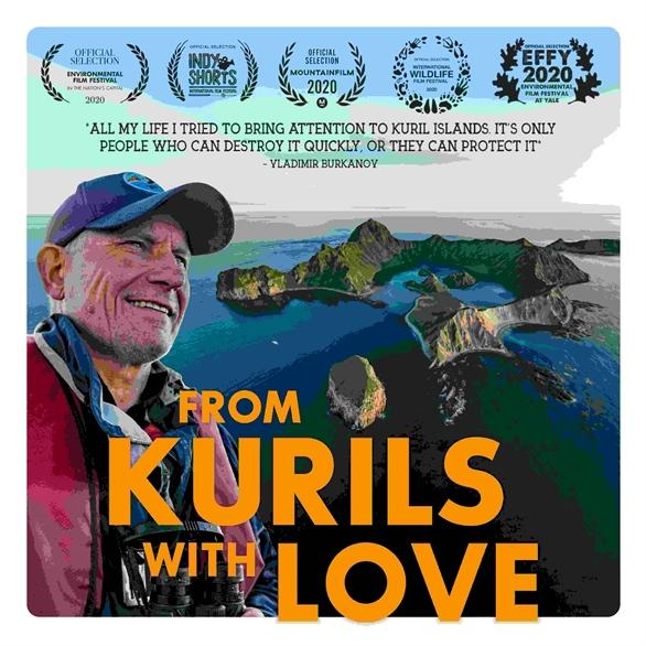 """Kaspersky phát hành phim tài liệu """"From Kurils With Love"""" nhằm nâng cao nhận thức bảo vệ hệ sinh thái Quần đảo Kuril"""