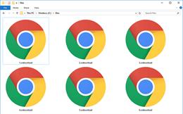 Mỗi khi tải gì đó từ Chrome, lại có file này xuất hiện, vì sao vậy?