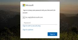 Microsoft cảnh báo về bộ công cụ lừa đảo TodayZoo sử dụng đánh cắp thông tin đăng nhập trên diện rộng
