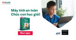Kaspersky Safe Kids – giải tỏa nỗi lo của phụ huynh khi con trẻ học trực tuyến
