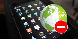 Cách ngăn chặn các ứng dụng trên điện thoại Android sử dụng dữ liệu Internet