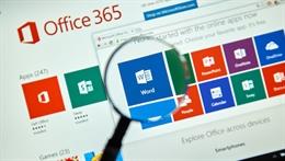 Chiến dịch lừa đảo mạng nhắm vào người dùng Microsoft Office 365