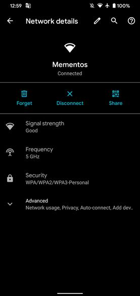 Cách xem những mật khẩu Wi-Fi đã lưu trên Android