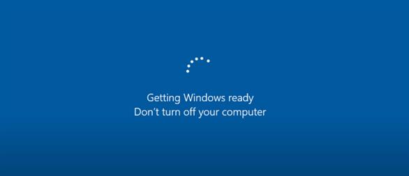 Điều gì sẽ xảy ra nếu như bạn tắt máy tính trong lúc Windows Update
