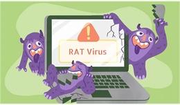 Một loại mã độc RAT nguy hiểm mới lây lan nhanh vừa được Microsoft cảnh báo