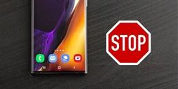 Có nên buộc dừng ứng dụng trên điện thoại của mình không? Buộc dừng ứng dụng có làm hư máy?